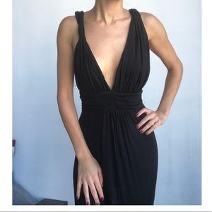 Black Summer Tank Dress
